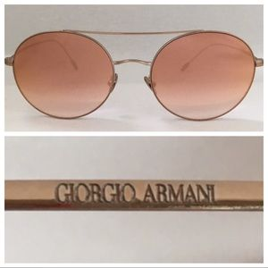 G ARMANI AR6050 color 3011/6F Bronze size 54